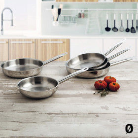Global Home Pans and casseroles, Pan Quid Azzero Stainless steel, S2701745, Quid