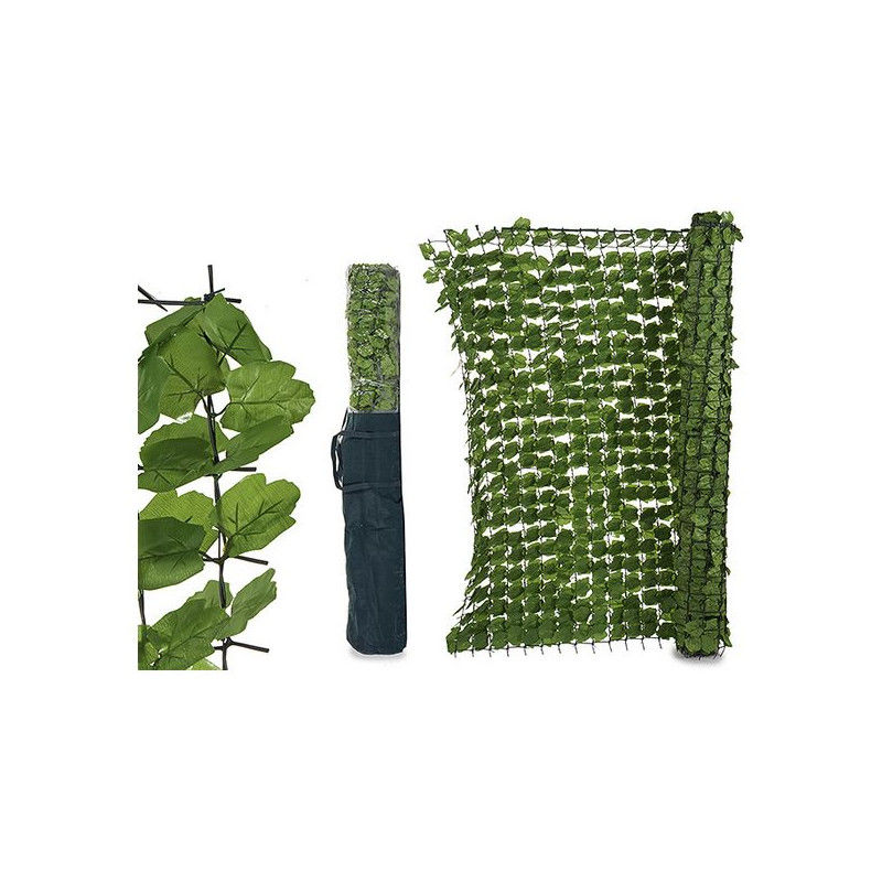 Global Home Lighting and Outside Decoration, Separator Green Plastic (14 x 154 x 14 cm) (150 x 4 x 300 cm), S3604415, Ibergarden