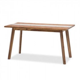 Global Home Tables and Chairs, Dining Table Borneo (180 x 90 x 76 cm), S0111382, BigBuy Home